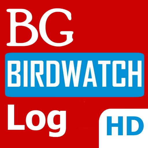 Big Garden Birdwatch Log HD