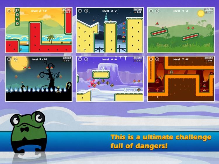 Extreme Jump HD - Top Parkour Game screenshot-4