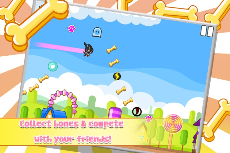 Bouncy Lucy screenshot-3