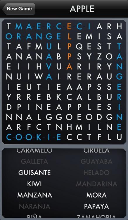 Mega Multilingual Word Find by Accio screenshot-3