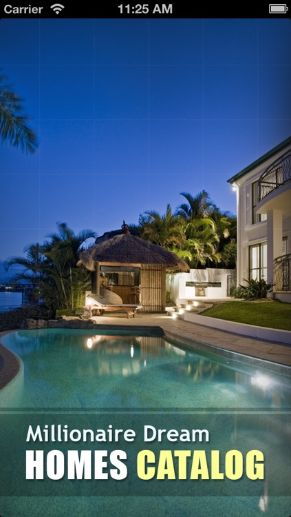 Millionaire Dream Homes screenshot-0