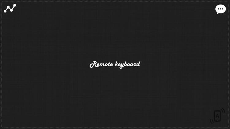 Remote Keyboard+ Pro (Wireless Keyboard & Trackpad) screenshot-4