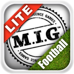 MIG Football Lite - Out Quiz Your Mates