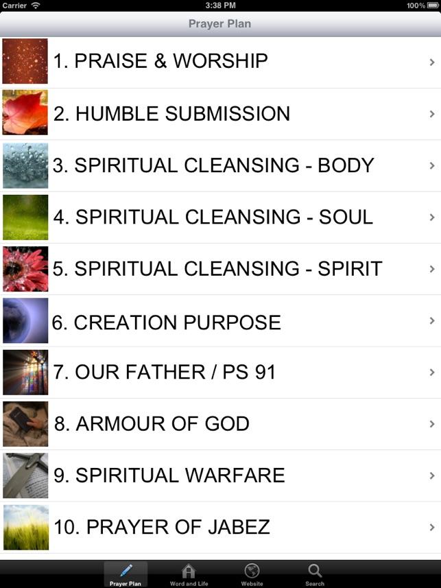 Prayer Plan on the App Store