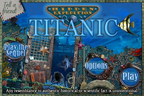 Titanic: Hidden Expedition screenshot-0