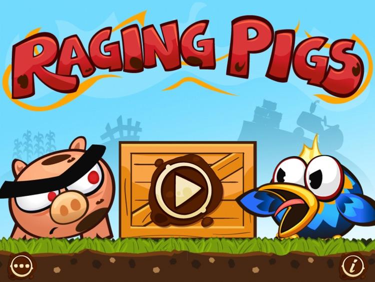 Raging Pigs HD Free