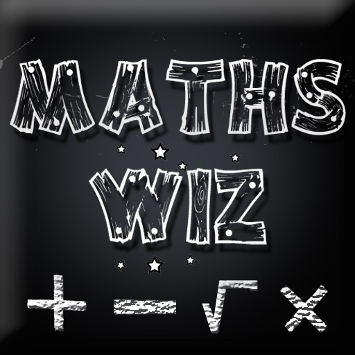 Maths Wiz Free icon