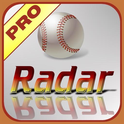 Baseball Radar Pro