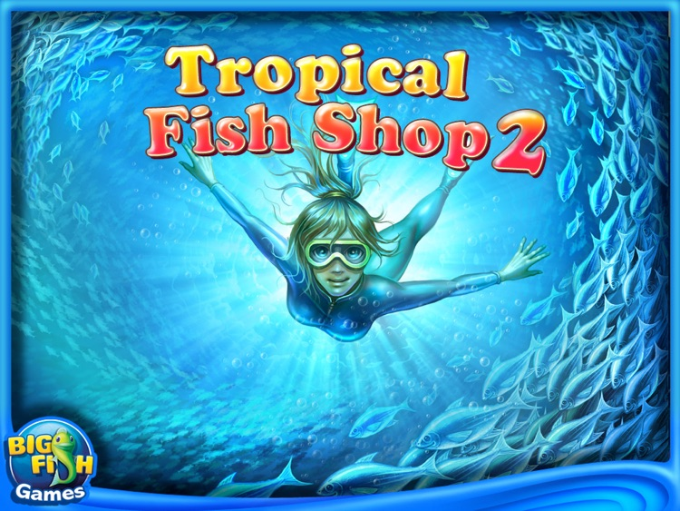 Tropical Fish Shop 2 HD