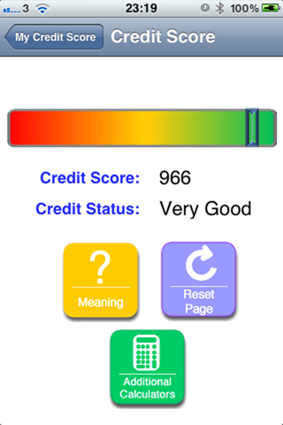 My Credit Score screenshot three