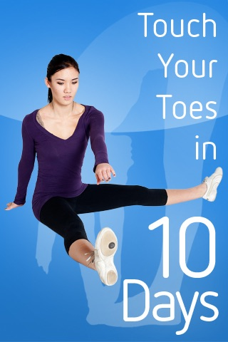 Touch Your Toes in 10 Days - Flexibility Training Yoga