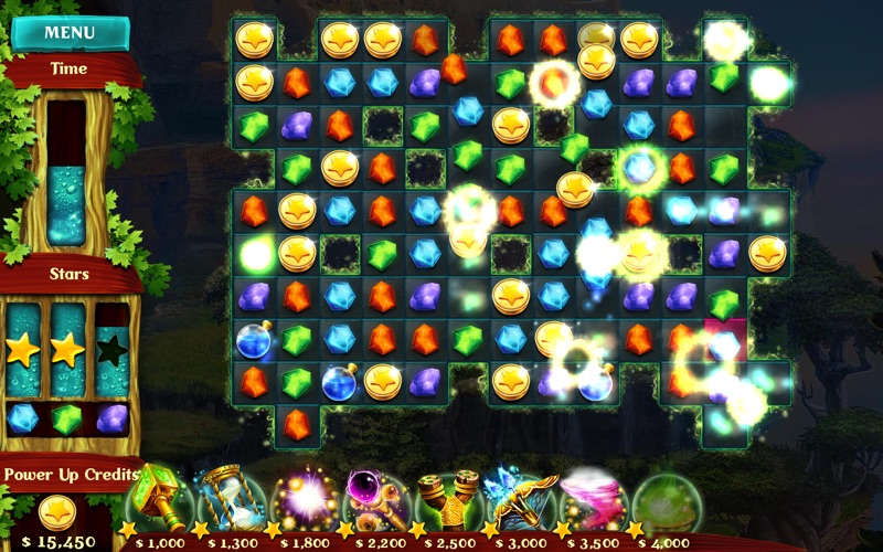 Jewel Legends: Magical Kingdom screenshot 5
