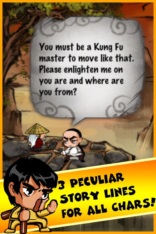 Kung-Fu Jump: Most Addictive Jumping Adventure! screenshot-4
