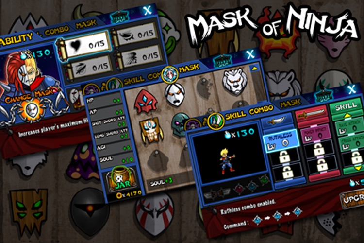 Mask Of Ninja : Last Hero screenshot-4