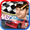 Nascar Racing Mania Quiz Game: guess what's that sport athlete in this color icon trivia puzzle