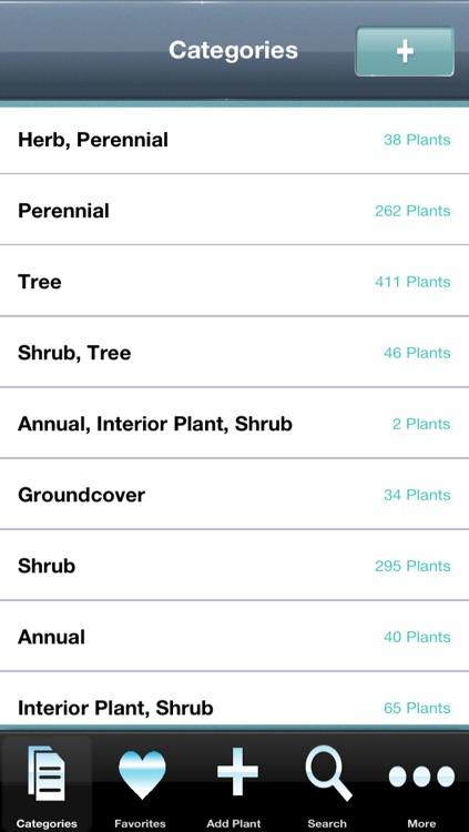 Garden Plants Database screenshot-4