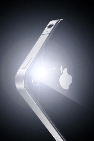 iStrobe - Flash & Strobe Light for iPhone 4