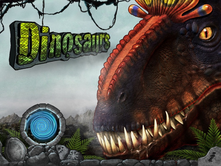 Dinosaurs -by Rye Studio™ screenshot-0