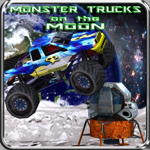Monster Trucks On The Moon