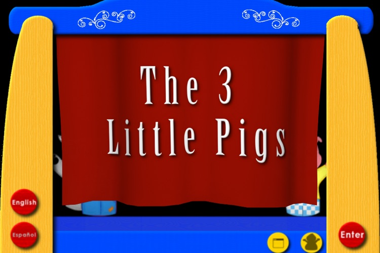 The Three Little Pigs - The Puppet Show