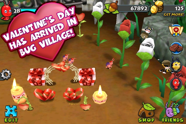 Bug Village HD