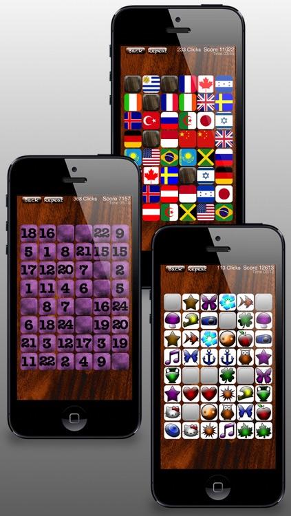 Cards matching game screenshot-3