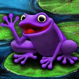 The Purple Frog