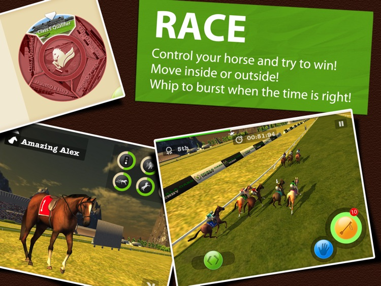 Derby Quest:Horse Breed-ing and Racing Champion HD screenshot-3