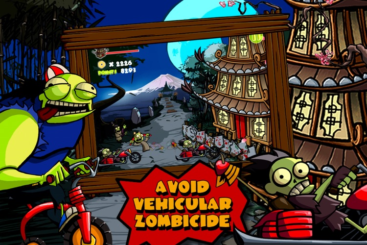 Zombie Sam screenshot-2