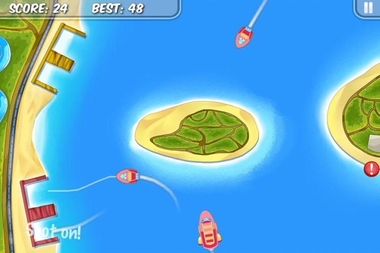Harbor Mania screenshot-3