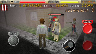 Zombies of the Dead FREE screenshot four
