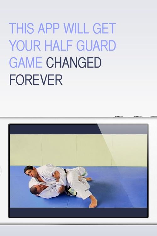 BJJ Half Guard - Andre Galvao Jiu Jitsu Vol 3 screenshot-3