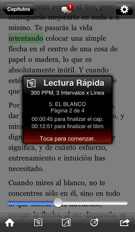 QuickReader – Lector de eBooks para Lectura Rápida