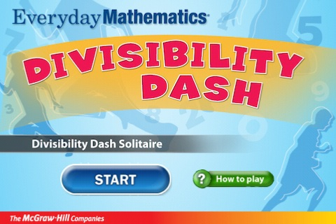 Everyday Mathematics® Divisibility Dash™