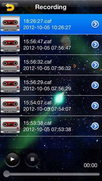 NC Sleep talking - Automatic recording sleep talking and snoring screenshot-3