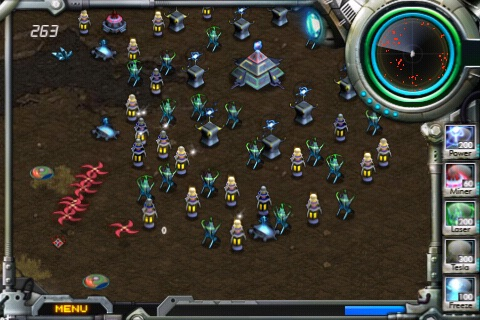 Ever Defense TD screenshot-1