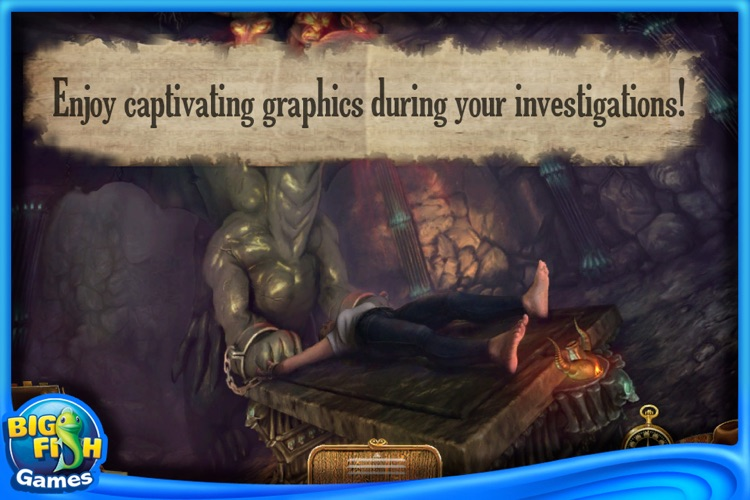 Enigmatis: The Ghosts of Maple Creek Collector's Edition screenshot-3