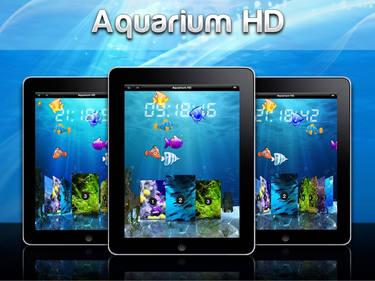 Aquarium HD screenshot-0