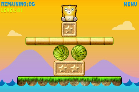 Danger Cats! LITE screenshot-0