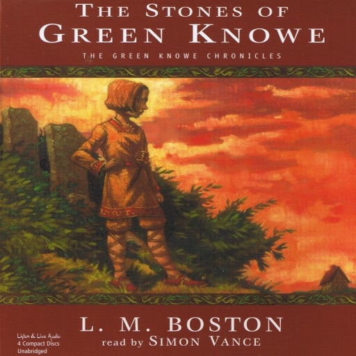 The Stones of Green Knowe (Audiobook)