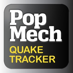 Popular Mechanics QuakeTracker