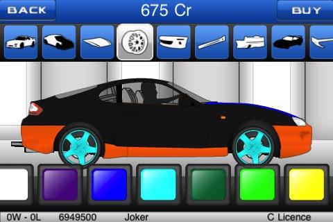 Drag Racer : Perfect Run screenshot-4