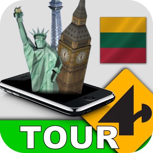 Tour4D Vilnius icon