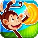 A Monkey Banana Vine Free Balloon Game icon