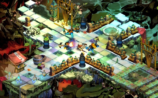 ‎Bastion Screenshot
