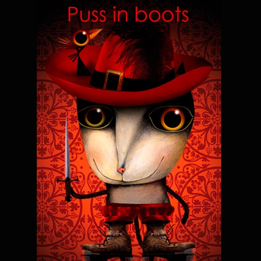Puss in Boots - Ensabook icon