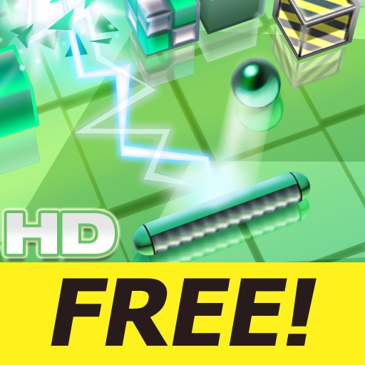 3D Brick Breaker Revolution 2 HD Free icon