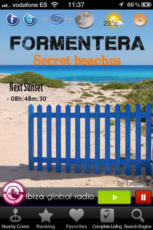Formentera Secret Beaches