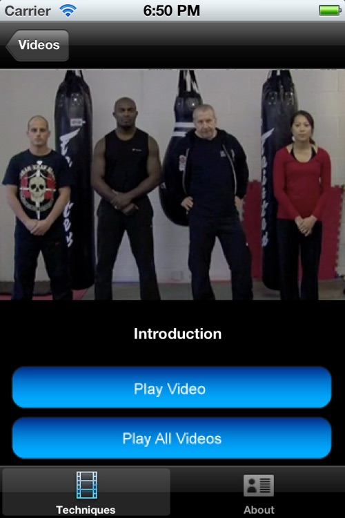 Urban Krav Maga - Fighting a Bigger Guy & Female Self Defence screenshot-3