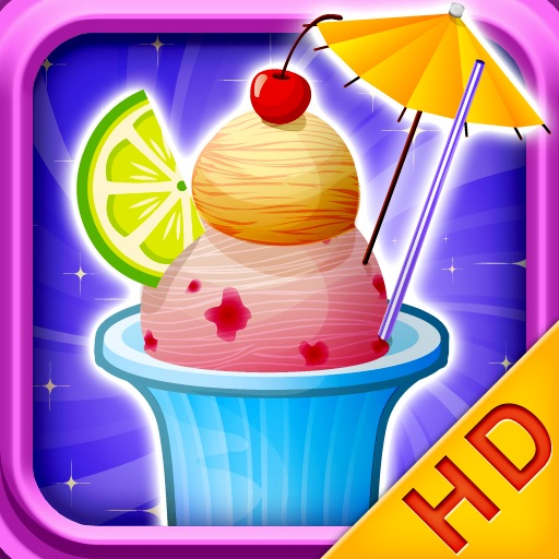 Ice Cream Now HD-Cooking game